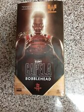 clint capella bobblehead limited edition presented by Whataburger