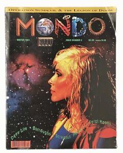 Mondo 2000: Magazine (Winter 1991) (Issue 3)