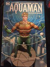 DC Aqua Man The Legend Of Aqua man (Paperback)