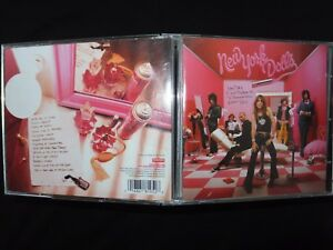 CD NEW YORK DOLLS / ONE DAY IT WILL PLEASE..... /