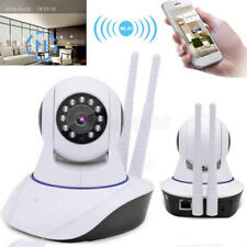 720P Wireless Wifi IP Home Security Camera Night Vision Webcam For US Plug