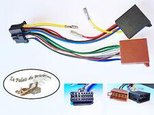Câble faisceau ISO pour autoradio PIONEER AVH-3300BT AVH-P3200DVD AVH-X2600BT...