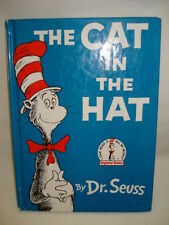The Cat in the Hat by Dr. Seuss 1985 Hardcover Children's Books