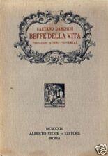 G.Darchini # BEFFE DELLA VITA # Alberto Stock 1924