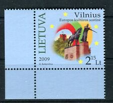 Lituania/Lithuania 2009 Vilnius città europea della cultura MNH