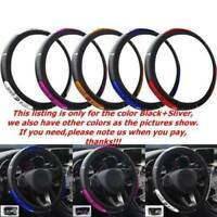 Foam Steering Wheel Cover/Glove Soft/Padded Car/Van Select color PU Univers S1J6