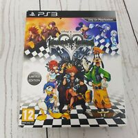 Kingdom Hearts 1.5 HD Remix Sony PS3 PlayStation 3 Video Game Limited Edition