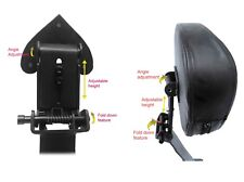Adjustable Driver's Backrest for 05-13 BMW R1200RT R1200 RT R-1200 RT R 1200RT