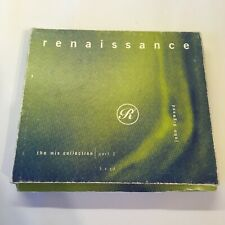 John Digweed Renaissance The Mix Collection Part 2   3xCds Boxed set