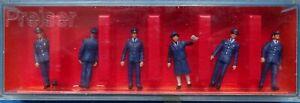 Preiser 10293  Figuren-Set  Belgische Gendarmerie