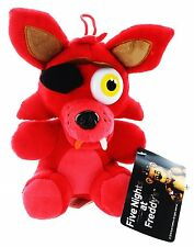 "Five Nights at Freddy's & Sister Location Plush 6.5"" - 12"" inches Pick Your Once"