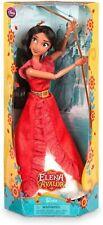 "12"" Disney Store Exclusive Princess Elena of Avalor Classic Doll"