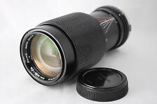 *For Repair* Olympus Lens OM-System Zuiko Auto-Zoom 65-200mm 1:4 *As Is* #M007f