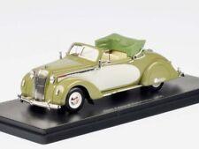 OPEL ADMIRAL HEBMULLER 1938 GREEN NEO 43235 1/43 BEIGE RESINE GRUN VERT