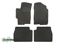2003 2004 2005 Mazda6 Floor Mats All Weather Set of (4) Black OEM