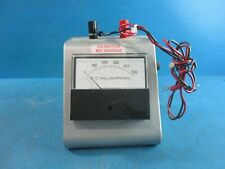 Milliamperes D-C Meter - Used