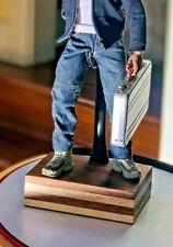 Custom Wood Figure Stand for 1/6 Scale Figures