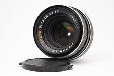 Voigtlander Color Ultron 50mm f1.8 for Rollei QBM Mount