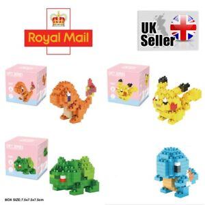 Xmas Gift Mini Collection Diamond Blocks iBLOCK Fun Mini Funny Toys Kids 14+