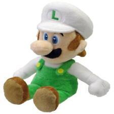 "❤ Nintendo Official Super Mario Fire Luigi Plush 8"" Play Toy High Quality Perfec"