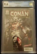 Conan the Barbarian #8 (Marvel 2019) CGC 9.6 Bill Sienkiewicz Carnage-ized Cover