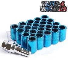 20 x Tuner Wheel nuts BLUE 12x1.25 fits Nissan 200sx 180sx S14 S15