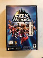 City of Heroes (PC, 2004) NCSoft