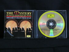 The Mystery Of Santo Domingo De Silos. Compact Disc. 1969. Made In Australia