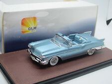 GLM Cadillac Eldorado Convertible White Op 1:43 121401