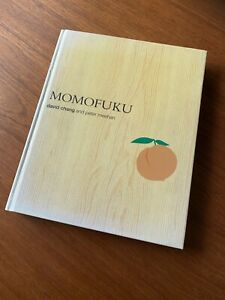 MOMOFUKU: Restaurant Cookbook by David Chang 2009 1st Edition Hardcover