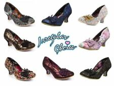 Irregular Choice Women's Synthetic Block Heels for Women