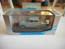 Minichamps Opel Kadett A Limousine 1962-65 in Grey on 1:43 in Box