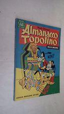 ALMANACCO TOPOLINO nr 192 CON CEDOLA ABBONAMENTO MONDADORI 1972