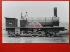 PHOTO  GLASGOW AND SOUTH WESTERN RAILWAY (G&SWR) LOCO NO 159