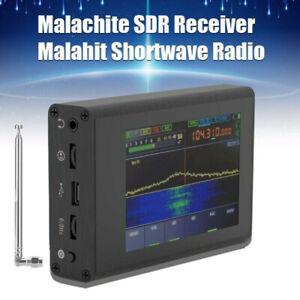 "3.5"" Malahit DSP SDR Receiver Shortwave Radio Receiver 50KHz-200MHz/ 2GHz lot"
