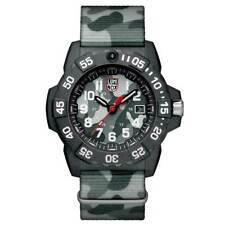 3507.PH para Hombre Luminox Navy Seal 3500 Swiss Reloj De Buceo Correa Gris