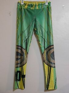 Green Bay Packers Leggings Pants Yoga Women's Clothing Hot Cute L/XL Large Extra