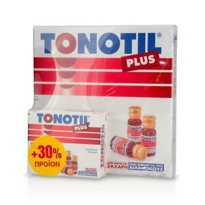 TONOTIL PLUS with carnitine and four amino acids 10 x10ml