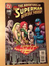 Dc Comics The Adventures Of Superman # 543 1997 F