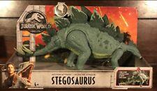 New Jurassic World 2017 Stegosaurus Dinosaur Action Attack - Ship Asap!