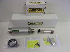 Arrow Auspuff Sportauspuff Auspuffanlage Endschalldämpfer Alu KTM Duke 125 390