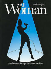 All Woman: v. 4: Collection of Songs for Female Vocalists, , Good Book