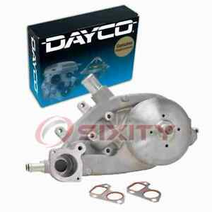 Dayco DP990 Engine Water Pump for Coolant Antifreeze Belts Cooling  mc