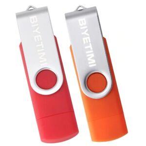 USB Flash Drive otg 2.0 pendrive 64gb cle usb stick  Pen Drive for phone Black