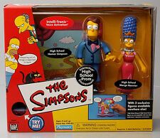 THE SIMPSONS_High School Prom Interactive Environment__Exclusive HOMER and MARGE