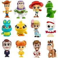 "DISNEY PIXAR TOY STORY 4, ""Minis"" Blind Bags, Lot of Six Sealed Packages - 6"