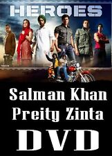 Heroes - DVD (Salman Khan, Preity Zinta, Bobby deol ...) Bollywood