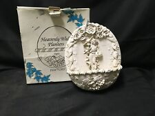 vintage heavenly wall planter