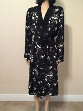 REVOLVE L'academie x Revolve 100% Silk Robe Coat Duster Size M MWT SOLD OUT