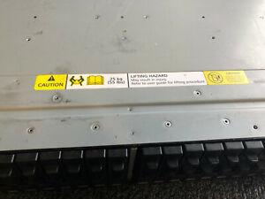 Xyratex EB-2425 0955290-05 24-Bay SAS Storage Array 0HD and 2x PSU